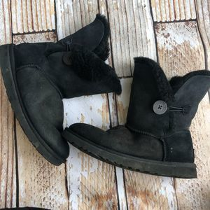 Ugg leather lined boots